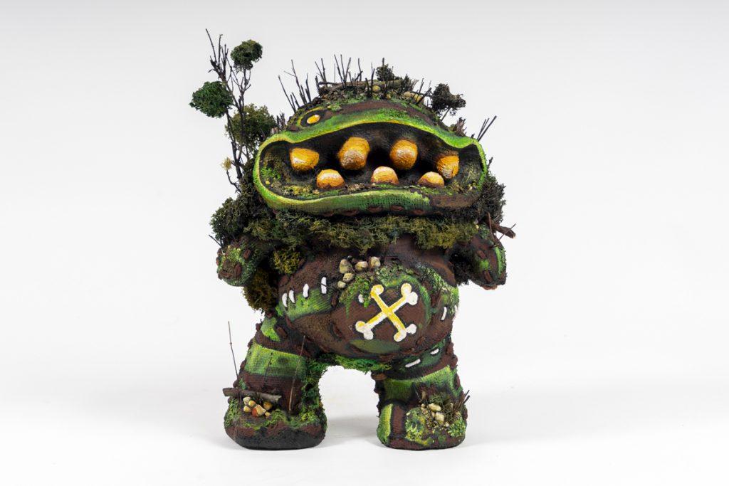 Sculpture Vùdù Corporation - Dollz Tickers