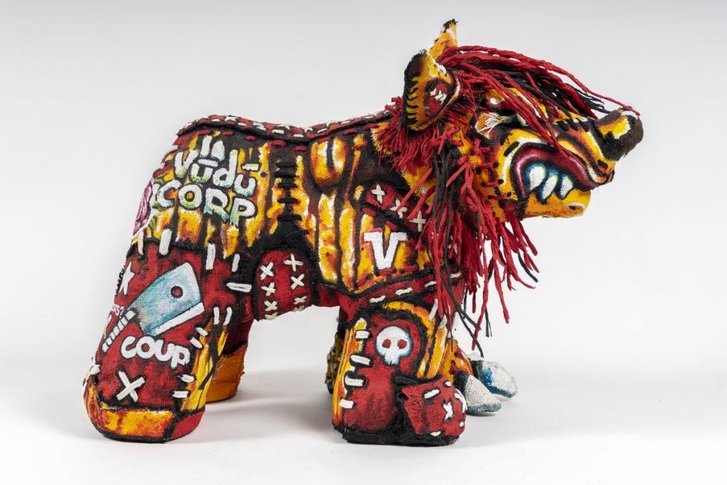 Sculpture Vùdù Corporation - Sculpts Hyenass